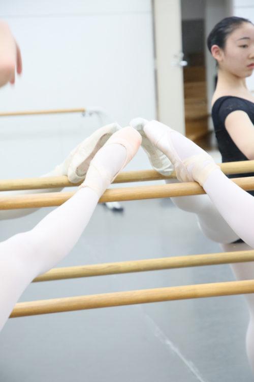 日本音楽高等学校|バレエコース